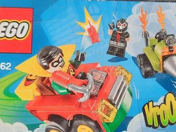 Vente avec paiement en ligne: Lego Robin et Bane 76062