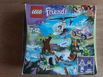 Vente avec paiement en ligne: Lego friends 41036
