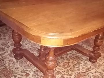 Vente: TABLE CHENE MASSIF