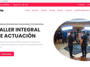 Servicio freelance: Página Web con Wordpress