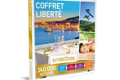 "Vente: Smartbox ""Coffret Liberté"" (500€)"