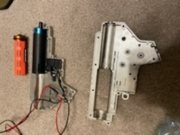 Selling: Airsoft Large Parts Lot