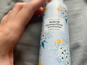 Venta: Aceite desmaquillante natural de Vera and the Birds