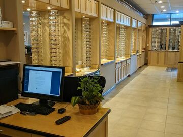 Selling with online payment: Optical Practice