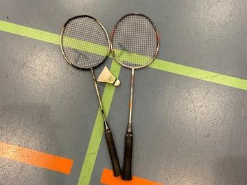 Tarjotaan: Badminton Training/Sulkapallokoulutus