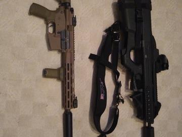Selling: FN Herstal F2000/M4 SBR/Black Hornet Pistol