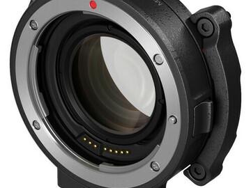 Vermieten: Canon RF-EF Adapter 0.71 X (Speedbooster)