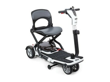 SALE: Go-Go Folding Scooter, Upgraded Lithium-Ion Battery