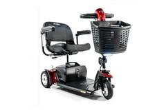 RENTAL: 3-Wheel Travel Scooter Rental   Weekly   New York City