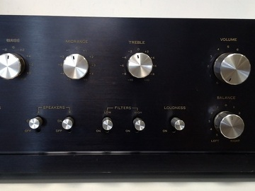 Vente: Amplificateur HiFi Vintage SANSUI AU-555A
