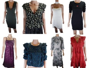 Liquidation/Wholesale Lot: WOMEN'S CLOTHING ALL NEW WITH TAGS 10 PIECES
