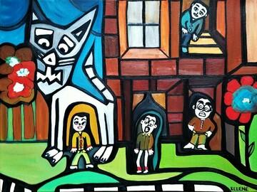 Sell Artworks: Neighbors