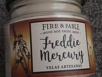 Venta: Vela fire and fable