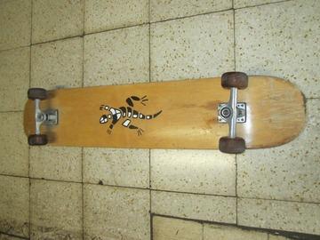 Faire offre: Skateboard à réparer
