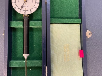Selling with online payment: Antique Handaya Ophtalmo Dynamometer