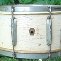 Selling with online payment: SOLD_ 1930-40s WFL 7 1/4 x 14 Zephyr lug snare drum
