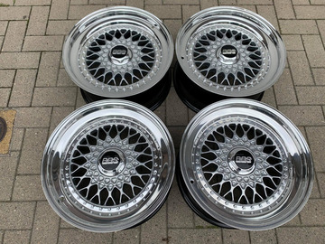 """Selling: 17"""" BBS RS 198"""