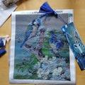 Workshop Angebot (Termine): Diamond painting, Anhänger, Buch Zeichen oder Tasche