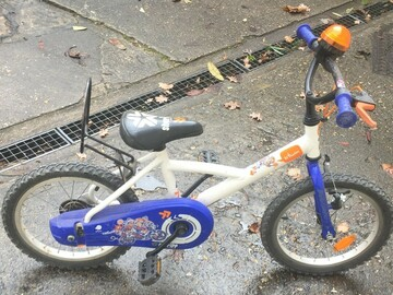 Selling: Vélo Btwin