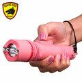 Liquidation/Wholesale Lot: Guard Dog Security Inferno LED Flashlight Stun Gun - Pink