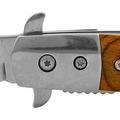 "Liquidation/Wholesale Lot: 3.25"" Traditional Mini Western Folding Pocket Knife - Wooden"