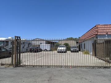 Weekly Rentals (Owner approval required): Bellflower CA, Safe Gated parking spot with 24/7 security on site