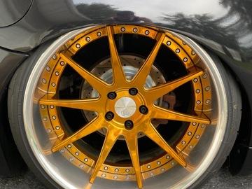 Selling: AG F420 3 piece wheels