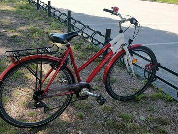 Myydään: 7-gear bike