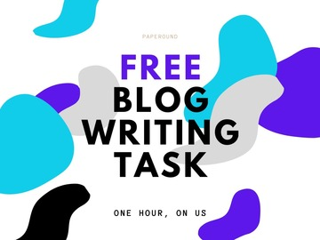 FREE First Task: Lena - FREE Copy Writing Task