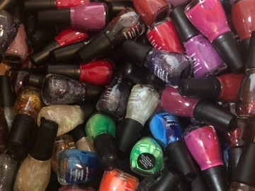 Liquidation/Wholesale Lot: 60 Mixed Wet n Wild Nail Polish