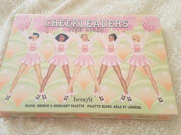 Venta: Paleta de rostro Cheekleaders Pink Squad de Benefit
