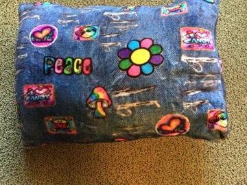 Selling A Singular Item: Super plush camp pillow