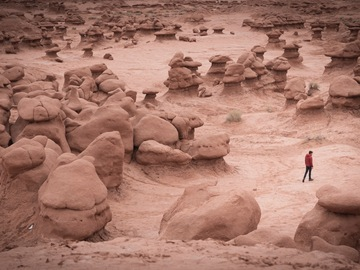 Info Only: Goblin Valley State Park