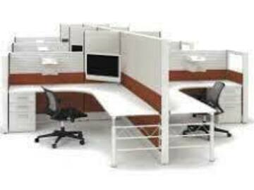 Selling with online payment: Searching for best office cubicles in San Diego