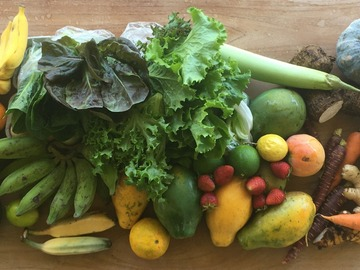 Opportunities: Fresh produce welcome baskets and fresh produce delivery
