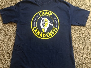 Selling A Singular Item: Camp Canadensis T-Shirt