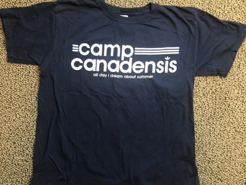 Selling A Singular Item: Camp Canadensis Adidas inspired t-shirt