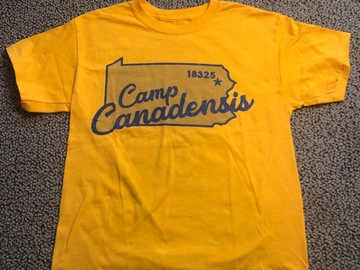 Selling A Singular Item: Camp Canadensis 18325 t-shirt
