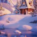 For Sale: Lighting Challenge #21 - Winter Cabin