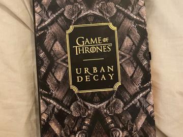 Venta: Urban decay game of thrones