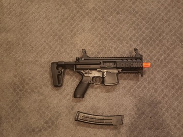 Selling: Sig Sauer MPX
