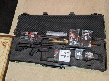 Selling: Umarex/VFC HK 417 GBBR