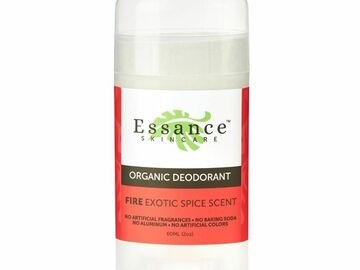 Selling: Organic Deodorant - Fire (Exotic Spice Scent)
