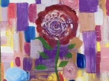 Sell Artworks: ROSE