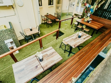 Walk-in: Work Remote & Experience Casual Dining In Our Little Hide Out