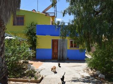 Accommodation: Near to Chulilla, vegetarian , tranquil b&b