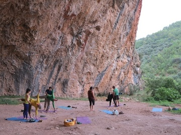 Service/Event: Climb Catalunya Yoga & Climbing holiday 18/06-25/06