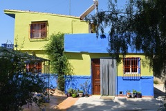 Accommodation: Near to Chulilla , vegetarian b&b