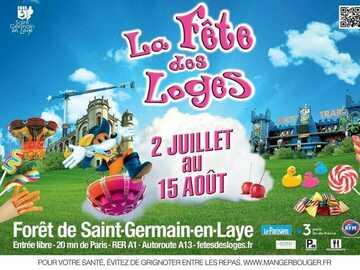 Actualité: La Fête des Loges à Saint Germain-en Laye