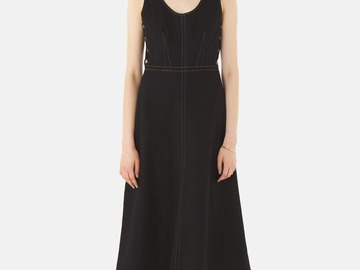 Selling: BLACK DENIM DRESS